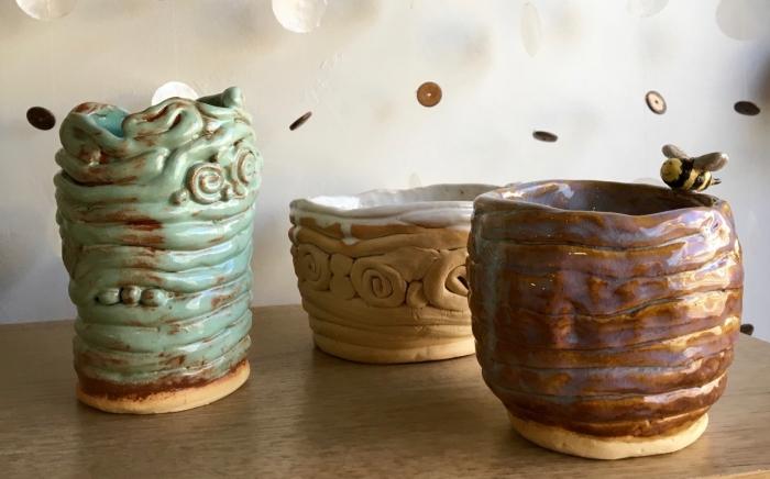 Mesa Ceramics Plates