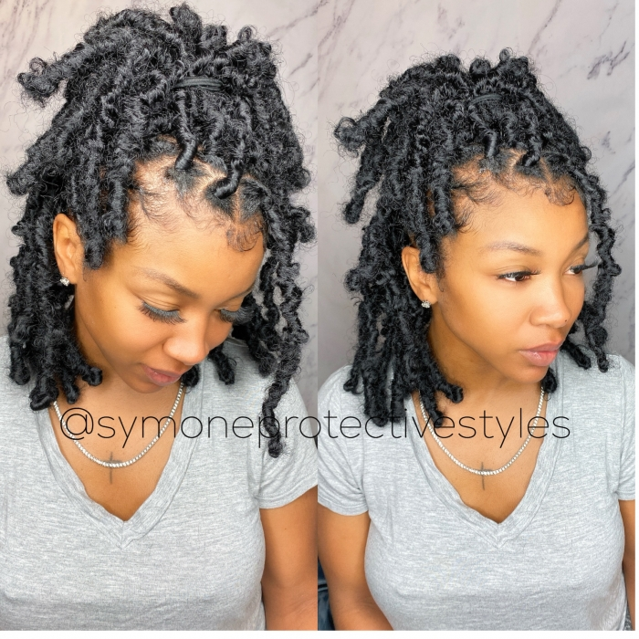 Schedule Appointment With Symone Protective Styles Llc