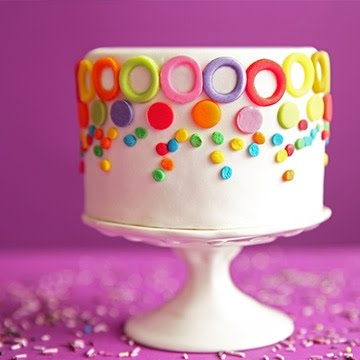 Decorate-It-Yourself Cake Party