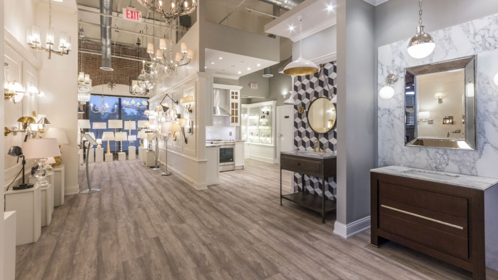 Boston Lighting Showroom Visit