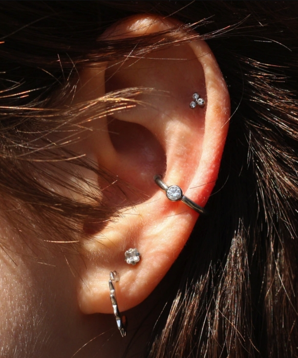 Schedule Appointment With Body Art Piercing