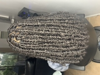 Schedule Appointment With Faux Dai Locs