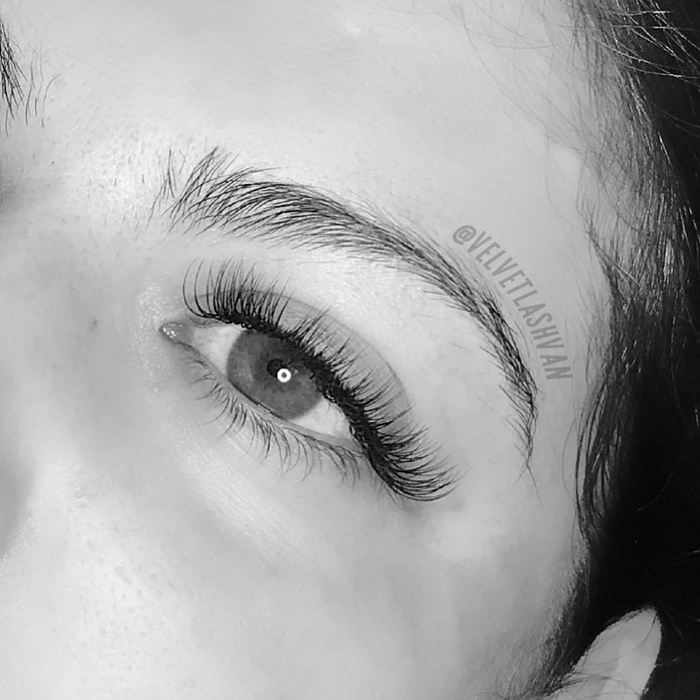 Schedule Appointment with Velvet Lash