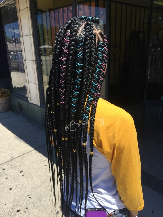 Schedule Appointment With Braid Boss