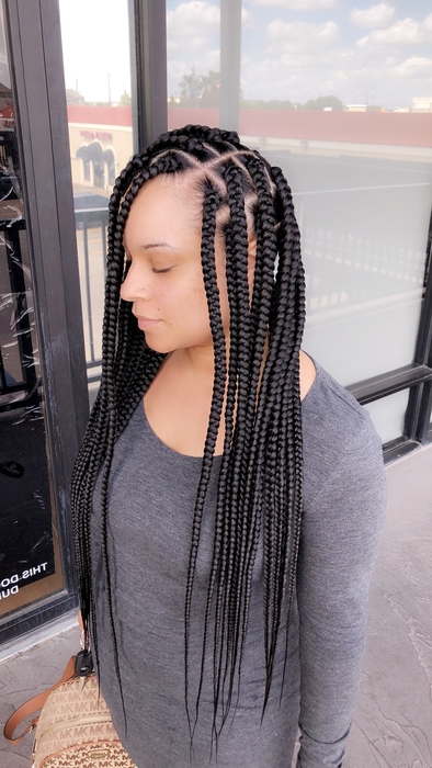 Schedule Appointment with Neat Pretty Braids