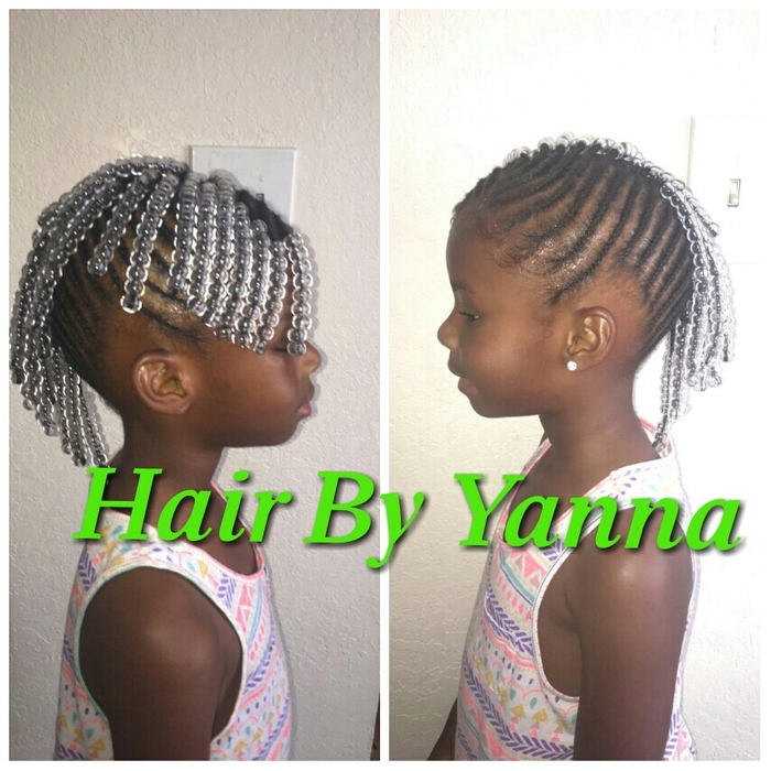 Braided Hairstyles For Kids Without Weave