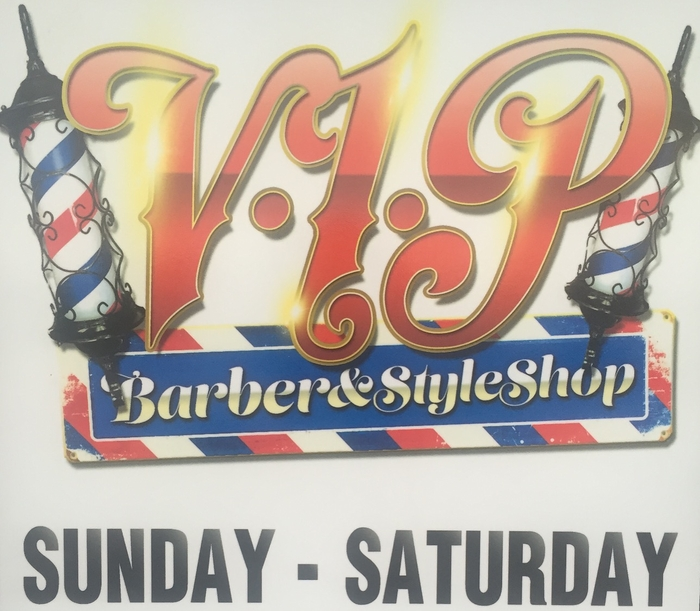 Schedule Appointment with V I P  Barber & Style