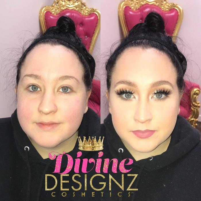 The Best Makeup artist in Jacksonville NC | Divine Designz