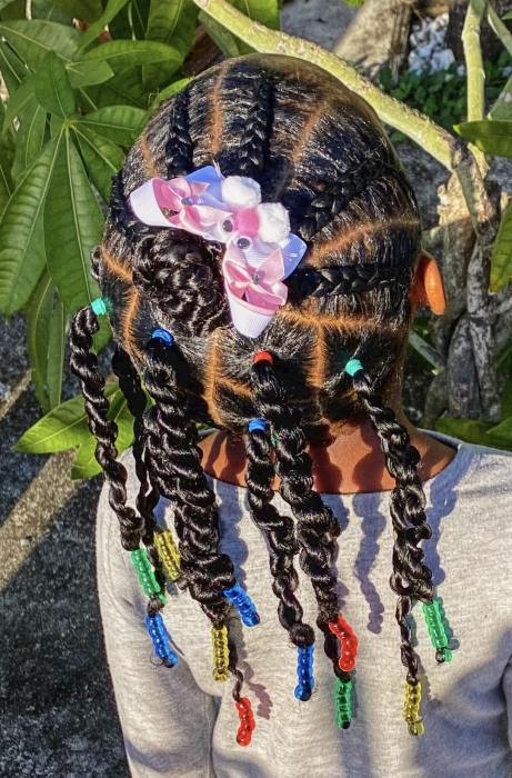 Schedule Appointment With Deross Natural Hair Braiding Weaving