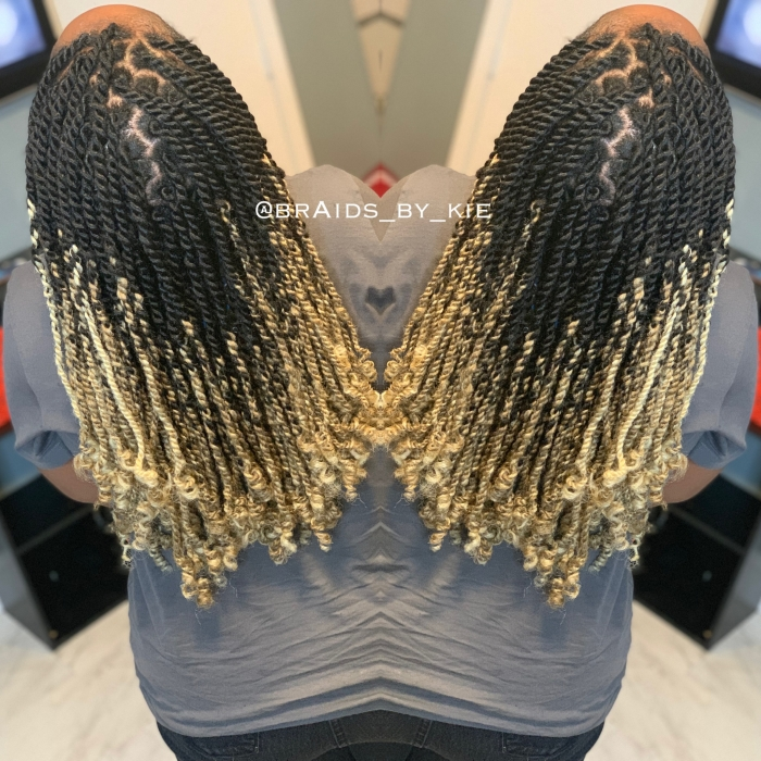 Schedule Appointment With Braidsbykie Llc