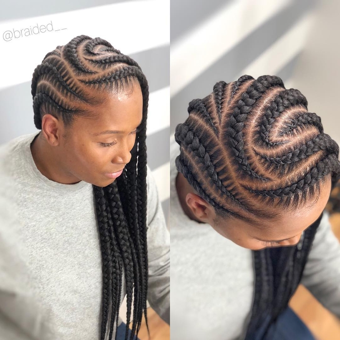 Schedule Appointment with Xia Charles BRAIDED
