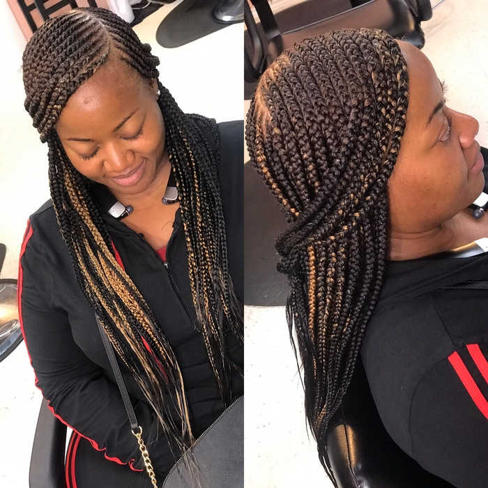 Schedule Appointment with Just Braids by Jasmine