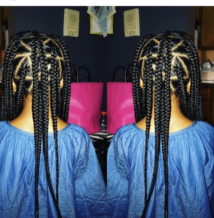Schedule Appointment with Boss Braids By Shae