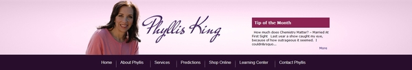 Phyllis King - King Coaching and Intuitive Services