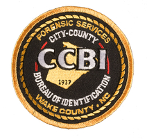 Raleigh/Wake City-County Bureau of Identification (CCBI)