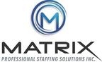 Matrix Professional Staffing Solutions Inc