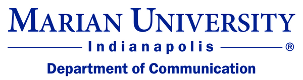 Communication at Marian University