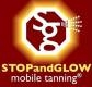 STOP and GLOW Mobile Spray Tan