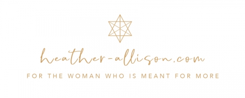 Heather Allison - Goddess Coach & Photographer