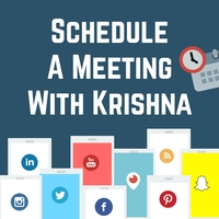 Krishna De - Social Business and Live Video Communications Strategist