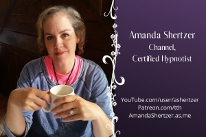Time Travel Hypnosis - Amanda Shertzer