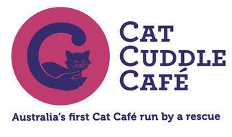 Pussies Galore Rescue TA Cat Cuddle Cafe