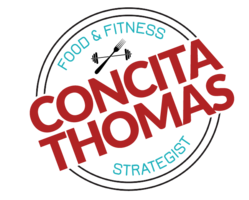 Concita Thomas, Food & Fitness Strategist