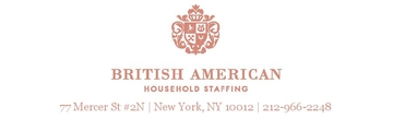 British American Household Staffing