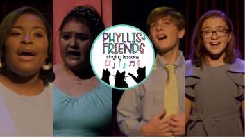 Phyllis & Friends Singing Lessons