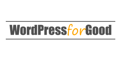 WordPressforGood
