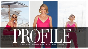 PROFILE: Magazine + Coaching Empire