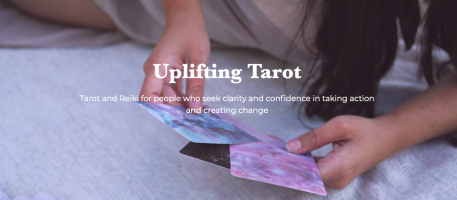 Uplifting Tarot, Reiki and Soul Coaching with Kayla Marie