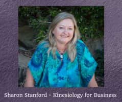 Sharon Stanford Kinesiology For Business