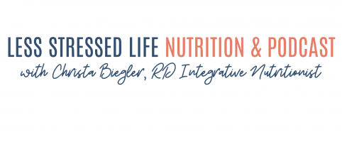 Christa Biegler -- Less Stressed Nutrition