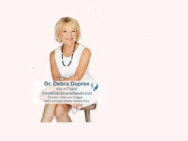 Dr. Debra Dupree, The MINDSET Doc