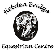 Hebden Bridge Equestrian Centre (Please use rider's name)