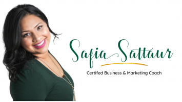 Safia Sattaur, Business Mentor & Success Coach