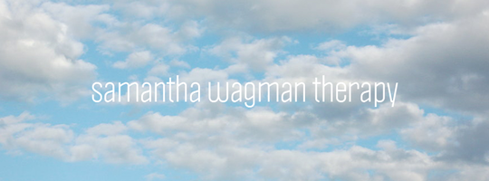 Samantha Wagman Therapy