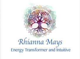 Rhianna Mays, Energy Transformer and Intuitive