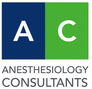 Anesthesiology Consultants