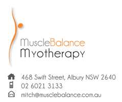 Muscle Balance Myotherapy