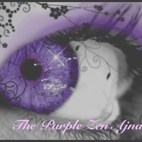 The Purple Zen Ajna