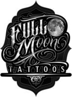 Full Moon Tattoos