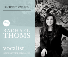 Rachael Thoms Singing Voice Specialist
