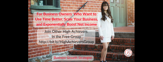 Jenny Sung The Productive Strategist/Impact Business Strategies