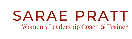 Sarae Pratt - Leadership Coach and Trainer