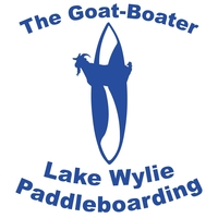 The Goat Boater, Lake Wylie Paddleboarding