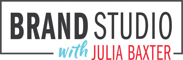 Brand Studio with Julia Baxter