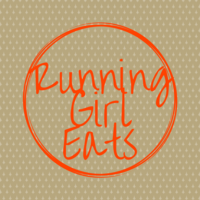 Sarah Harrison Roy ~ Running Girl Eats
