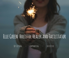 Elle Green Holistic Healer & Facilitator